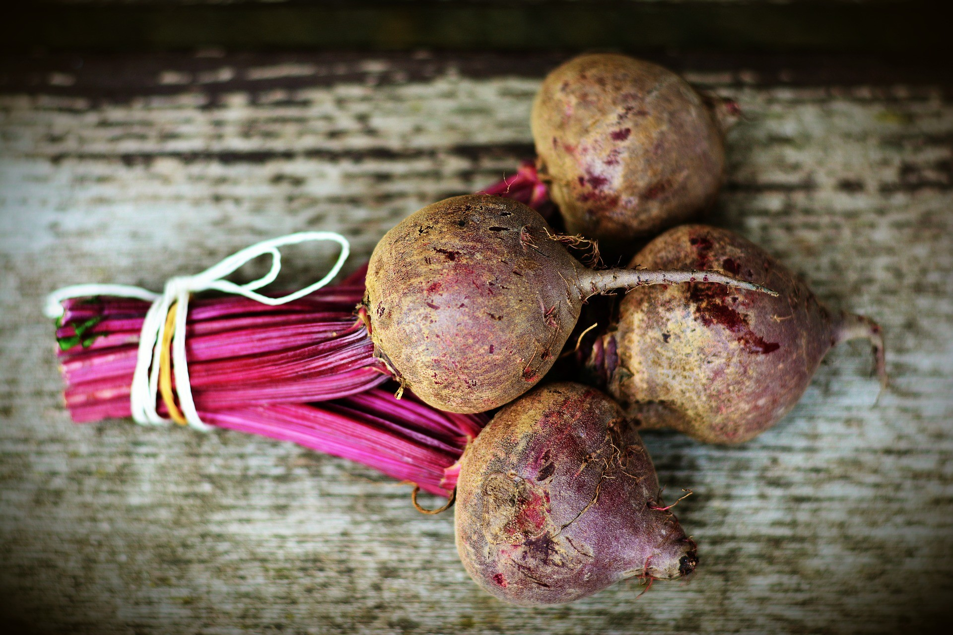 The Health Benefits of Beetroots