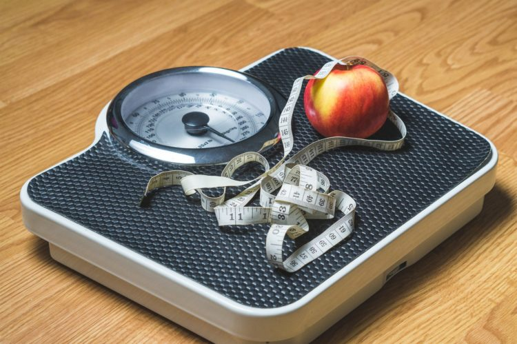 weight loss not inches