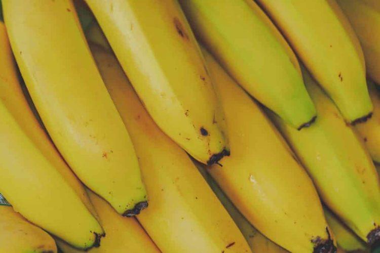 ripe bananas potassiumripe bananas potassium